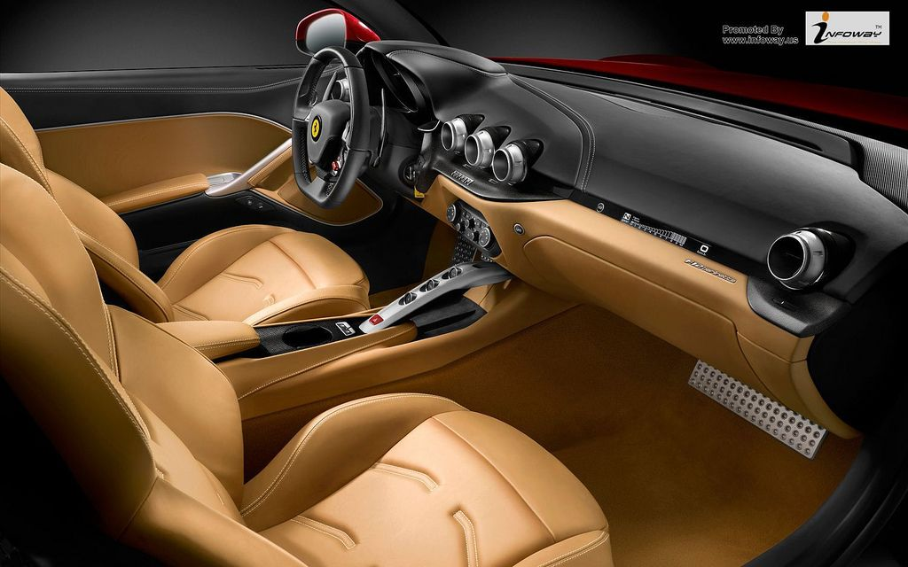 2013 Ferrari F12 Berlinetta Interior Auto Addiction Interiors