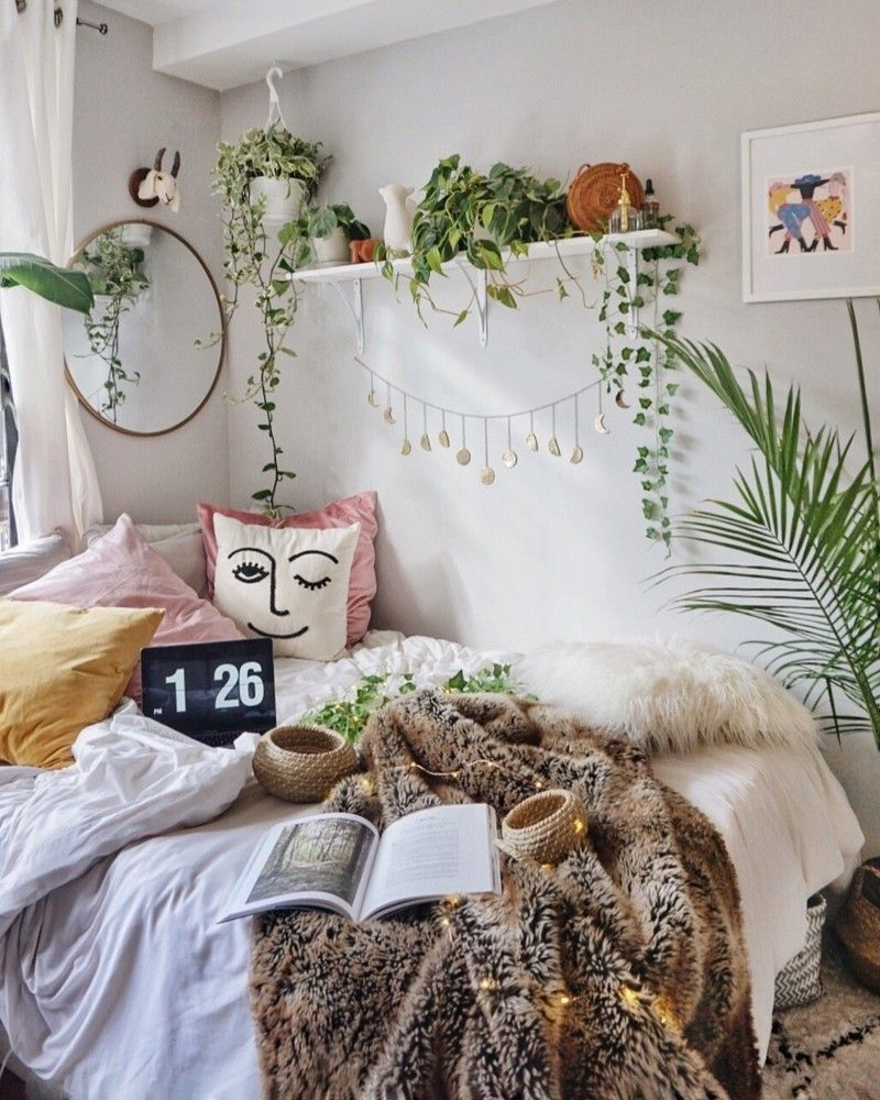 Bohemian Bedroom Decor And Bed Design Ideas Bohemian Bedroom Decor Bedroom Decor Living Room Designs