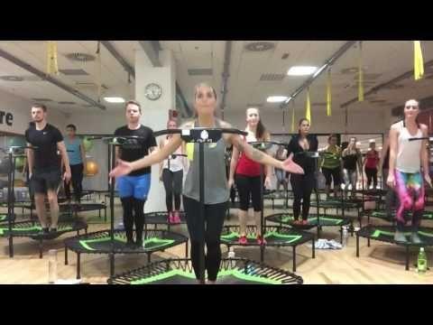 Springstunde von Karolina Jatomi Fitness Ostrava -  Springunterricht von Karolina Jatomi Fitness Ost...