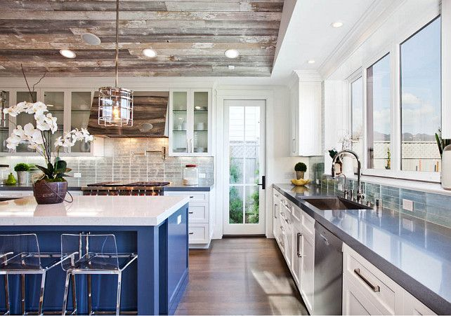 Blue Kitchen Island Blue Kitchen Island Paint Color Similar