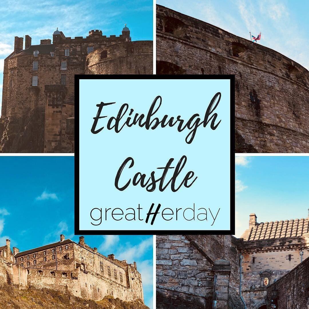 Edinburgh Castle One Of The Most Attacked Buildings In The World Edinburgh Castle Scotland Travel Instagram