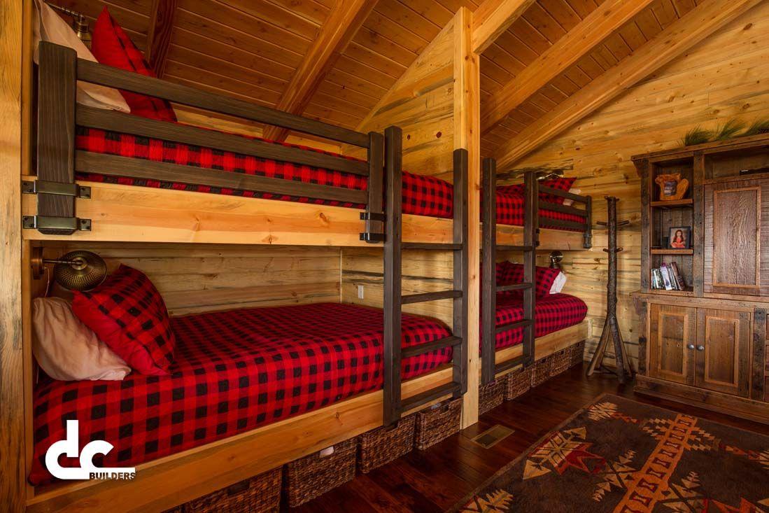 Dagget Michigan Barn Project Dc Builders Lake Quinault Cabin