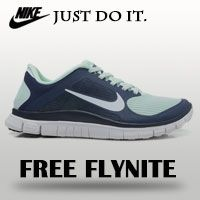 Nike Free 4.0 Flyknit Mens Shoes