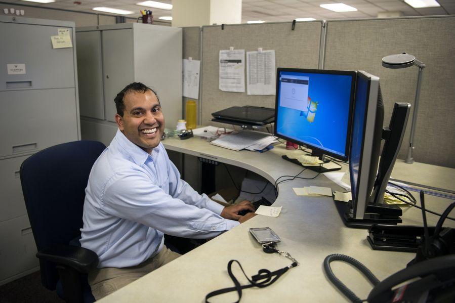 Working in Clark County Aaron Paulson, compliance