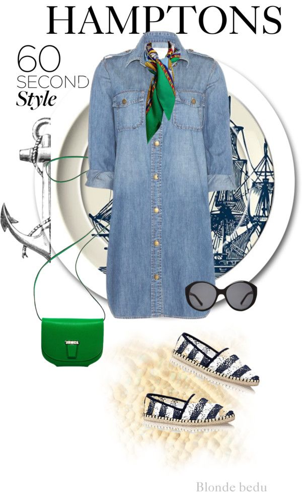 """""""Nautical by nature"""" by blonde-bedu on Polyvore"""