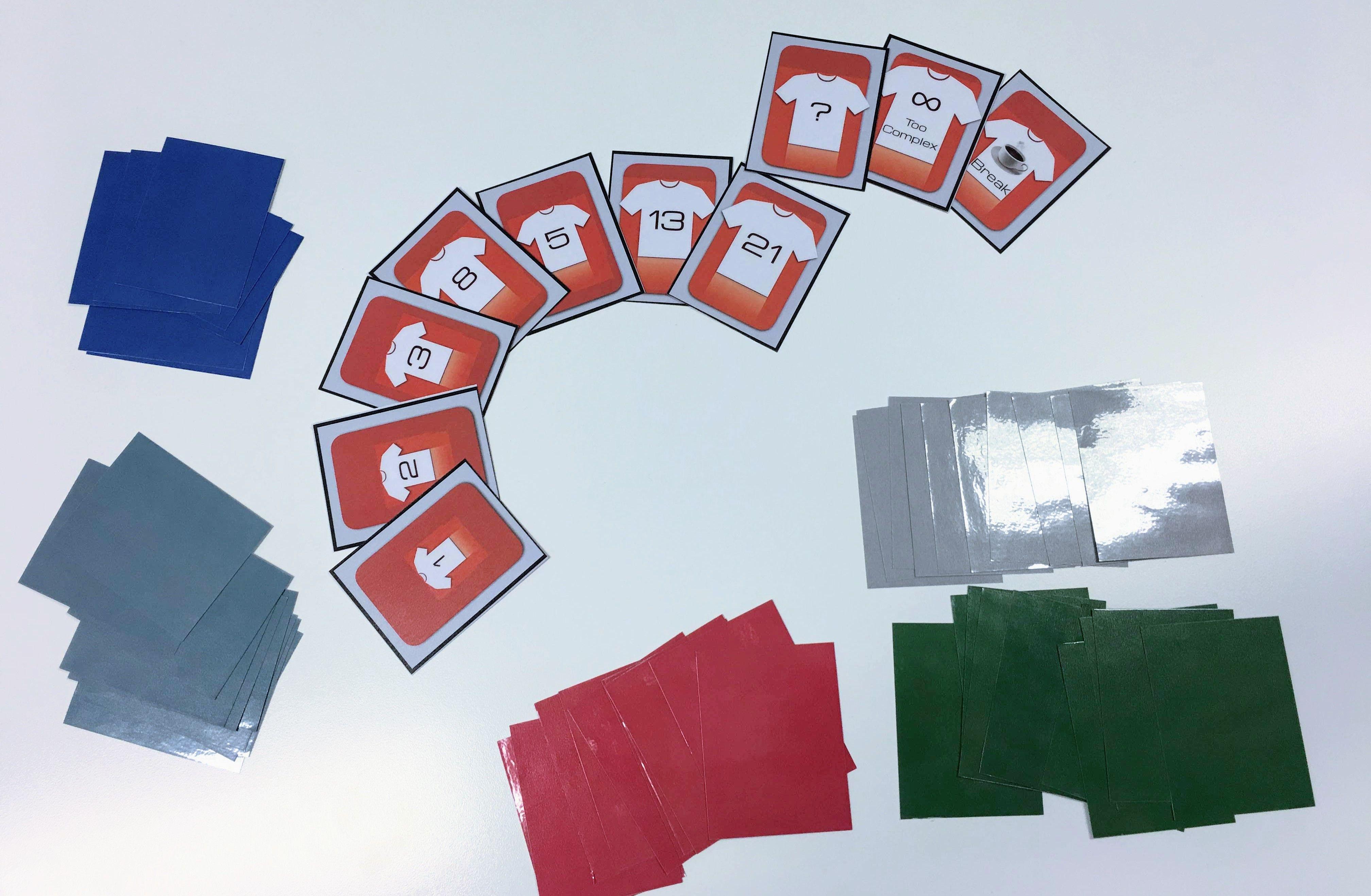 Print Your Own Planning Poker Cards Fibonacci T Shirt Intended For Planning Poker Cards Template Cumed Org Planning Poker Poker Cards Card Template