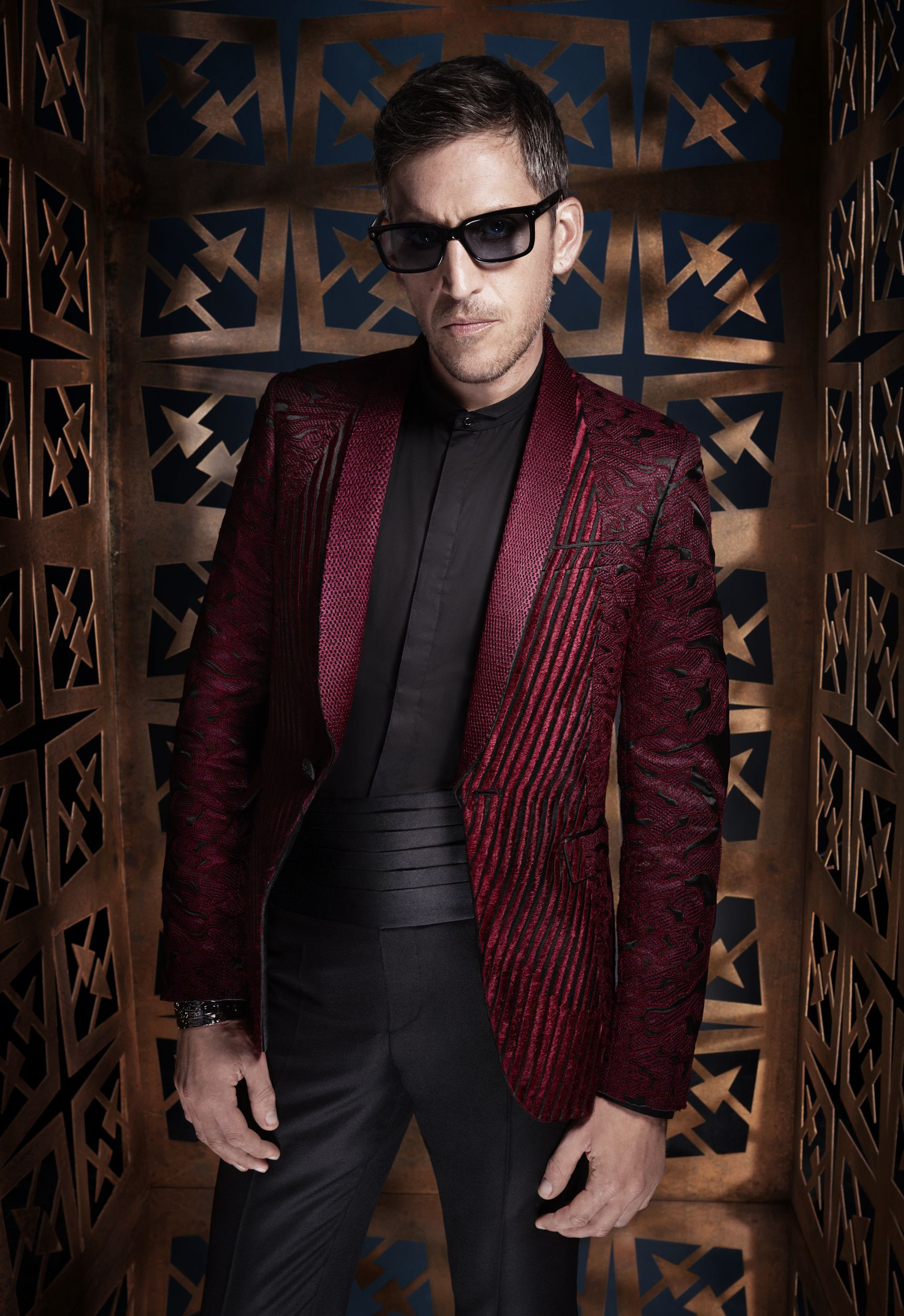 #RobertoCavalli Menswear SS 2014 collection