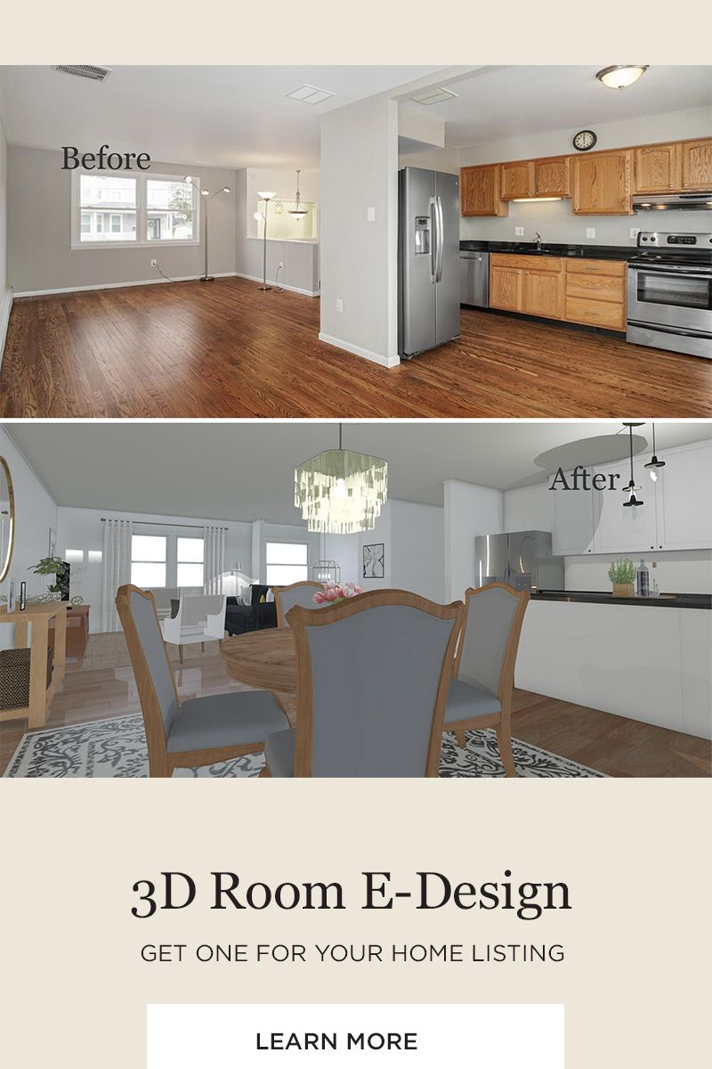 3d Virtual Home Staging For A New Jersey Home Home Interior Design Home Staging House Design