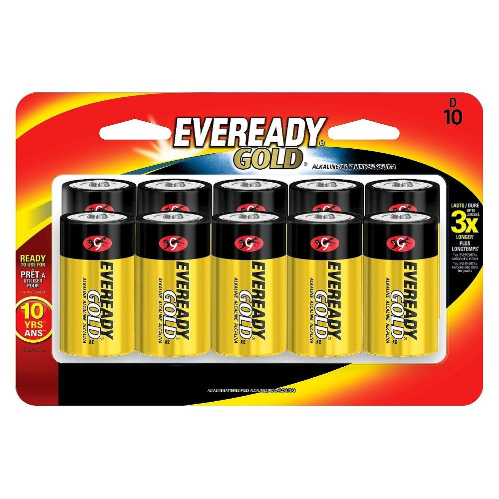 Expect More Pay Less Alkaline Battery Household Batteries Electronic Devices