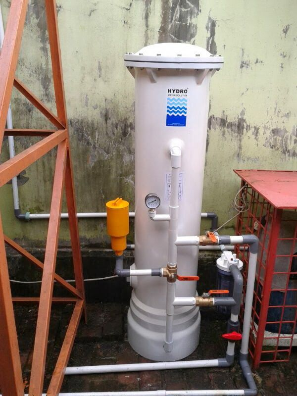 Filter Penjernih Air Hujan Filter Saringan Air Penjernihan Air