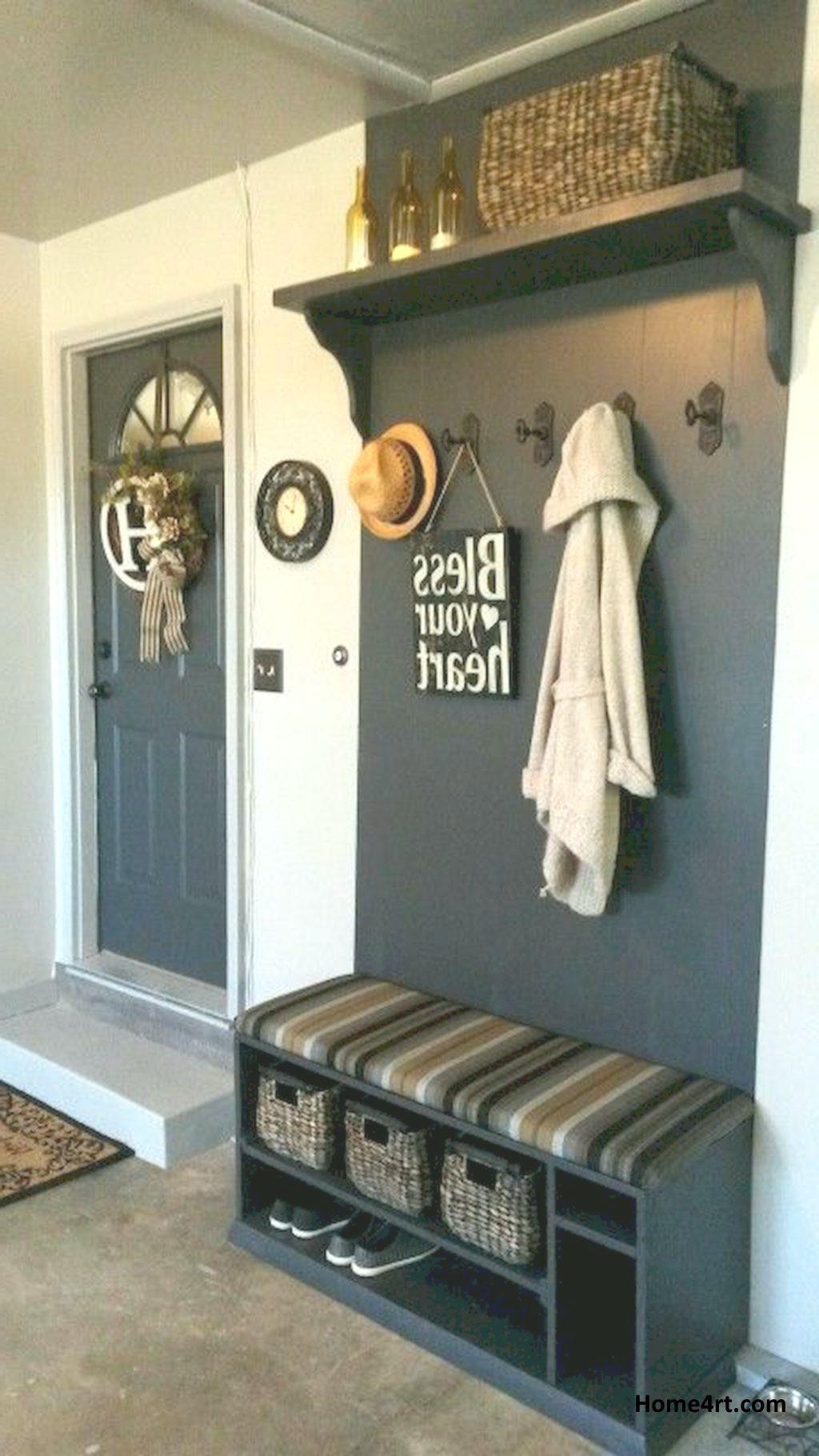 75 Brilliant Garage Organization Ideas Garageideas Garage Entryway Garage Decor Garage Room