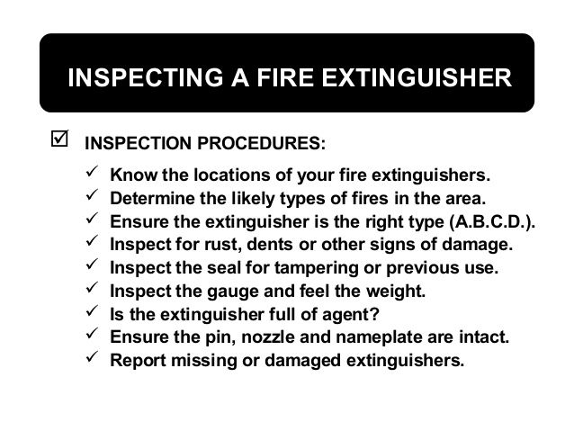 Image result for nfpa tamper seals standard checklist fire fire extinguisher image result for nfpa tamper seals standard checklist altavistaventures Image collections