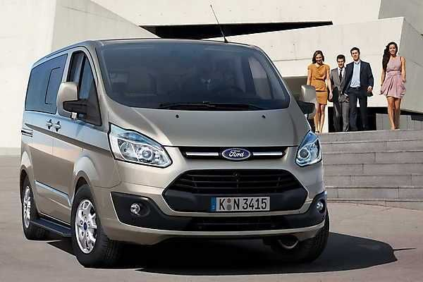 2018-2019 Ford Tourneo Custom – A Great Family Van