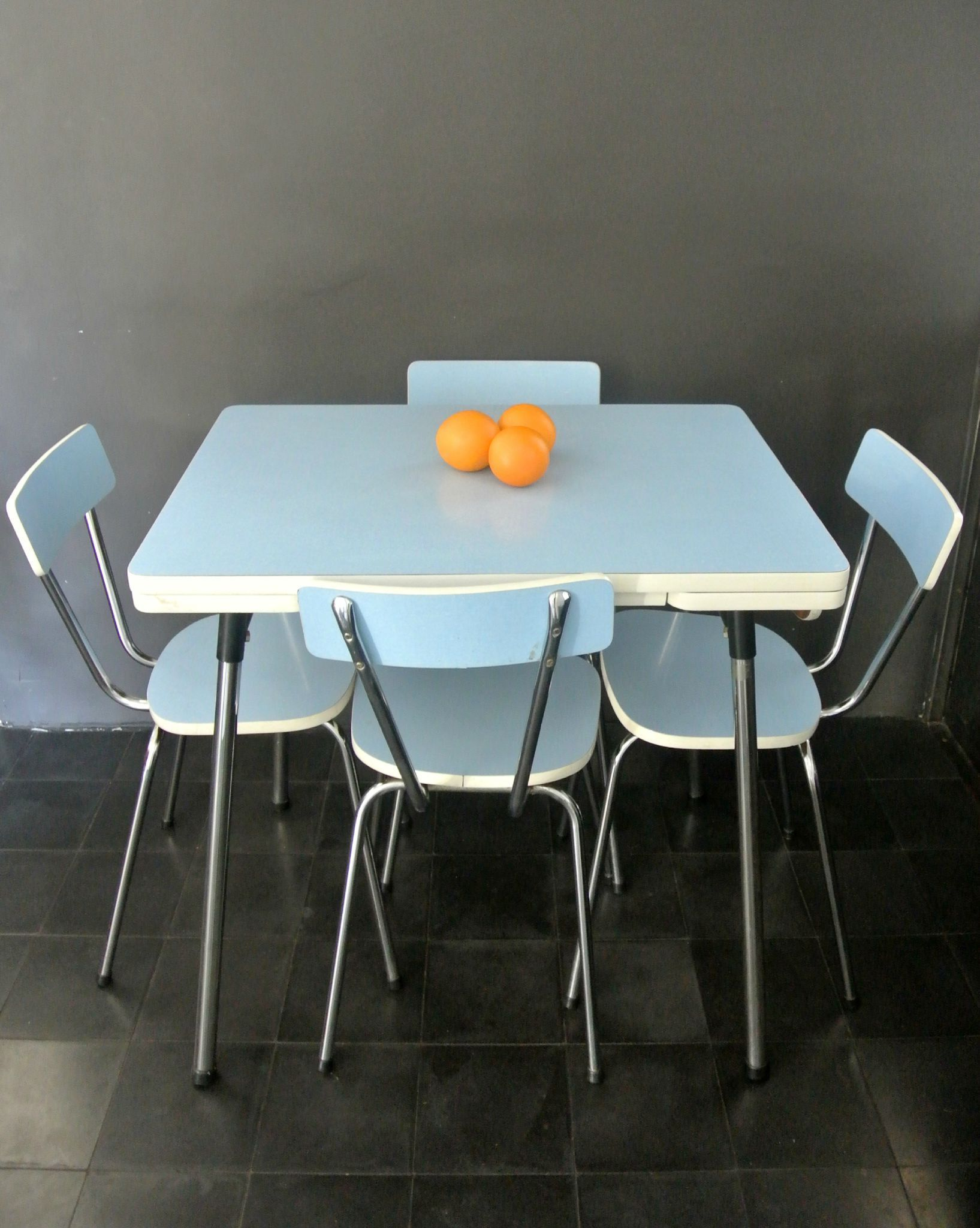 Table Cuisine Formica Anne 50 Affordable Cuisine Formica Vintage