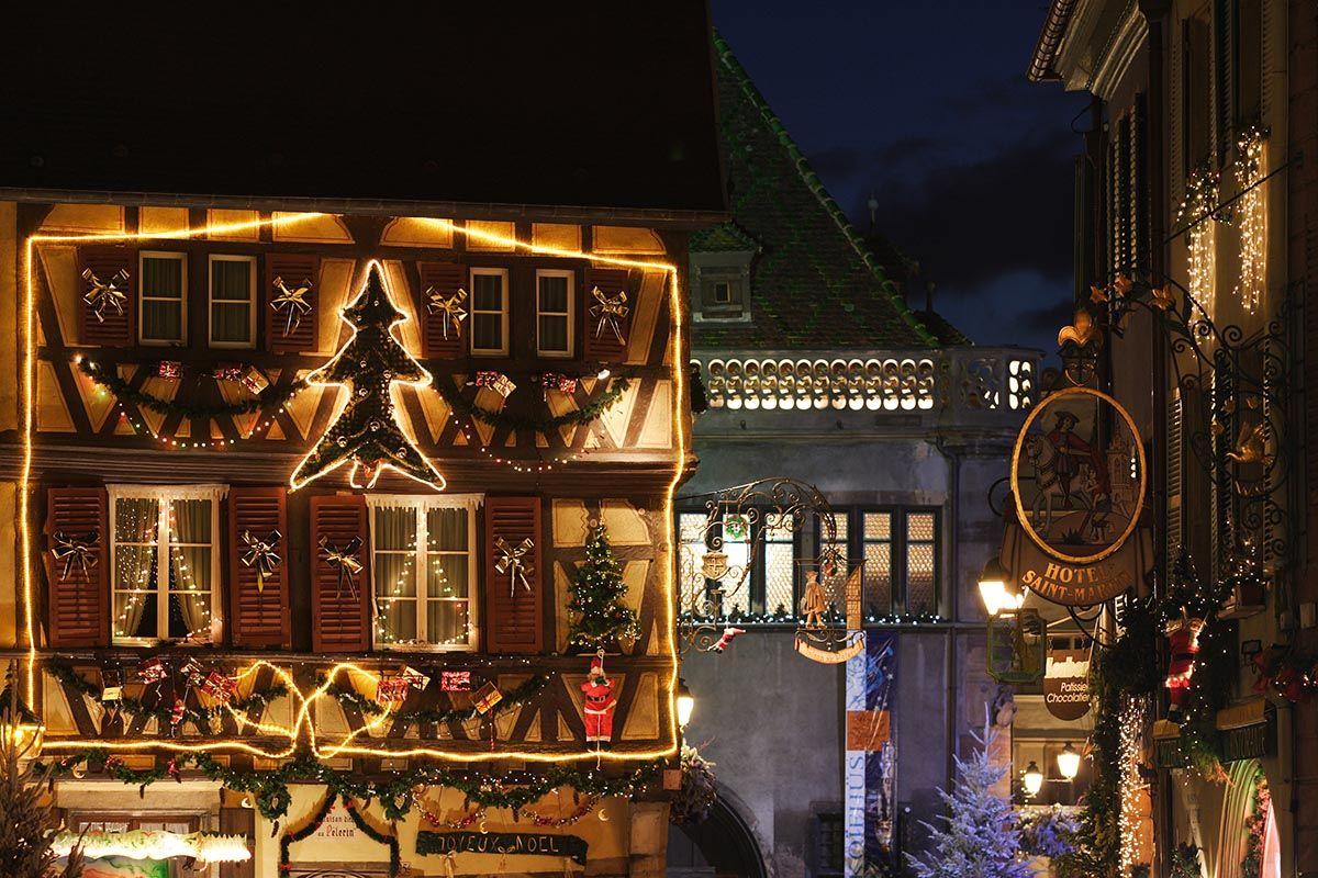 Colmar Christmas Markets In Alsace