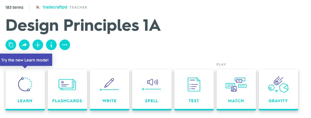 quizlet icons Teacher design, Flashcards, Writing