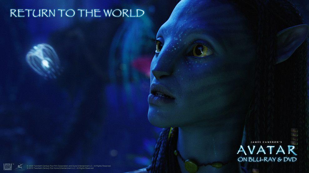 Markenschutz für Avatar Pandora Rising Avatar film