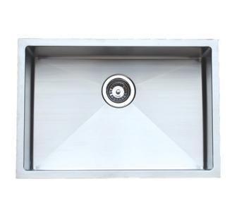 650mm Square Kitchen Sink Drop In Or Undermount With Images Square Kitchen Sink Sink Kitchen Faucets Pull Down