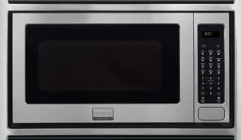 Microwave Ovens 150140 Frigidaire Gallery Series Stainless Steel