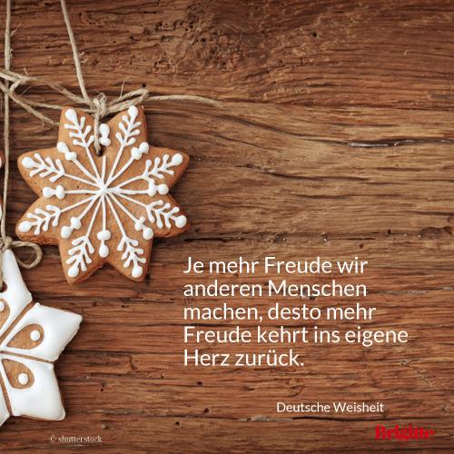 Schöne Zitate zu Weihnachten | Advent& Christmas | Christmas