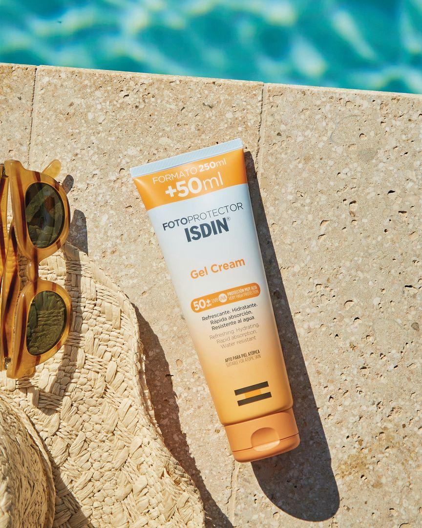 Fotoprotector Gel Cream Spf50 Isdin Piel Seca Cremas Antienvejecimiento