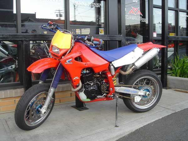 Vancouver Supermoto - Supermoto XR 650R Tribute Colours to ...
