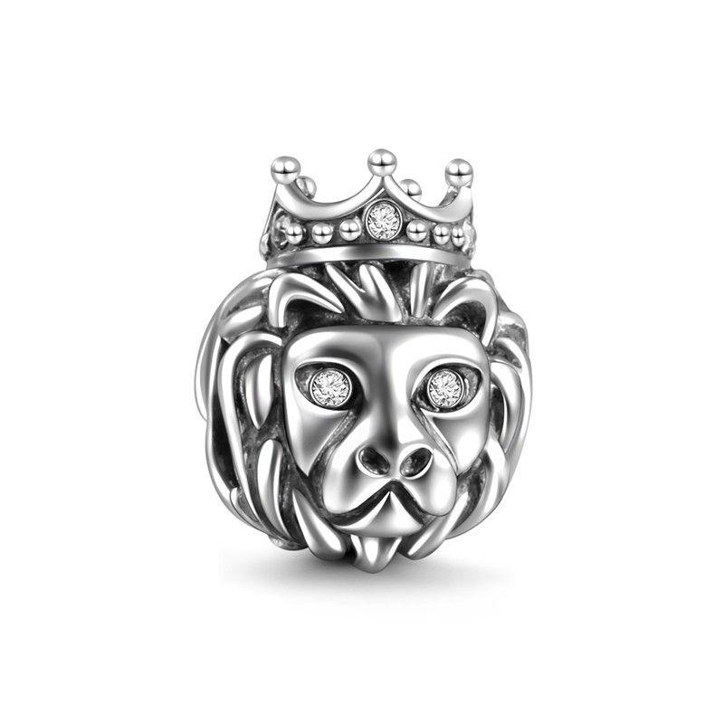 364b62f25 Singapore Merlion Lion Charm 925 Sterling Silver ...