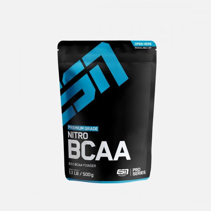 ESN Nitro BCAA Powder HIGHLIGHTS Ultra Micronized BCAA