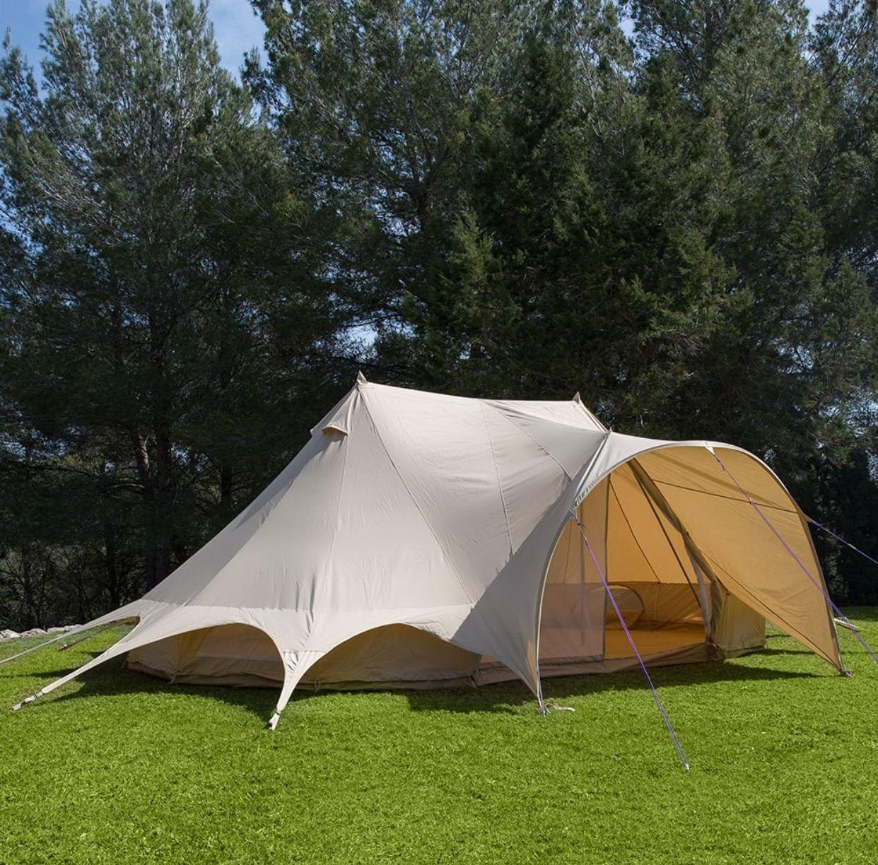 new styles d3020 49062 Star Emperor Bell Tent. belltent.com   RETREAT-CAMP-IDEAS in ...