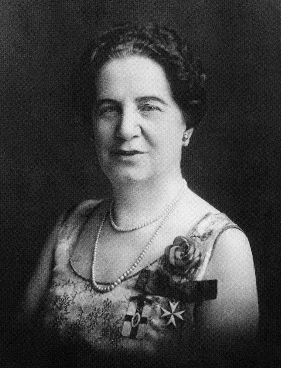Emily Murphy, born on March 14, 1868 was a Canadian women
