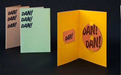 Alex Dalmau: Dan! Corporate Identity