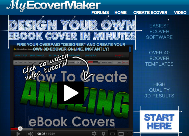 Pin by Mike Power on Content. Blogging. | Ebook cover. Book cover maker. Ebook
