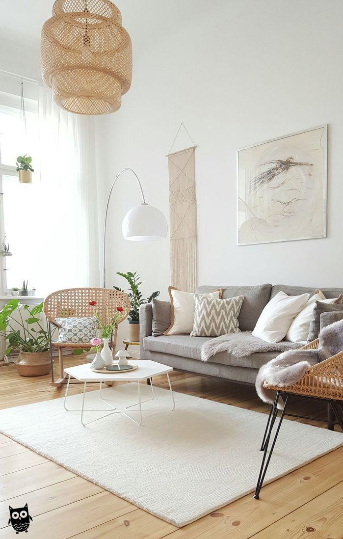 Photo of Skandinavische Wohnzimmer: Einrichtungstipps und Ideen