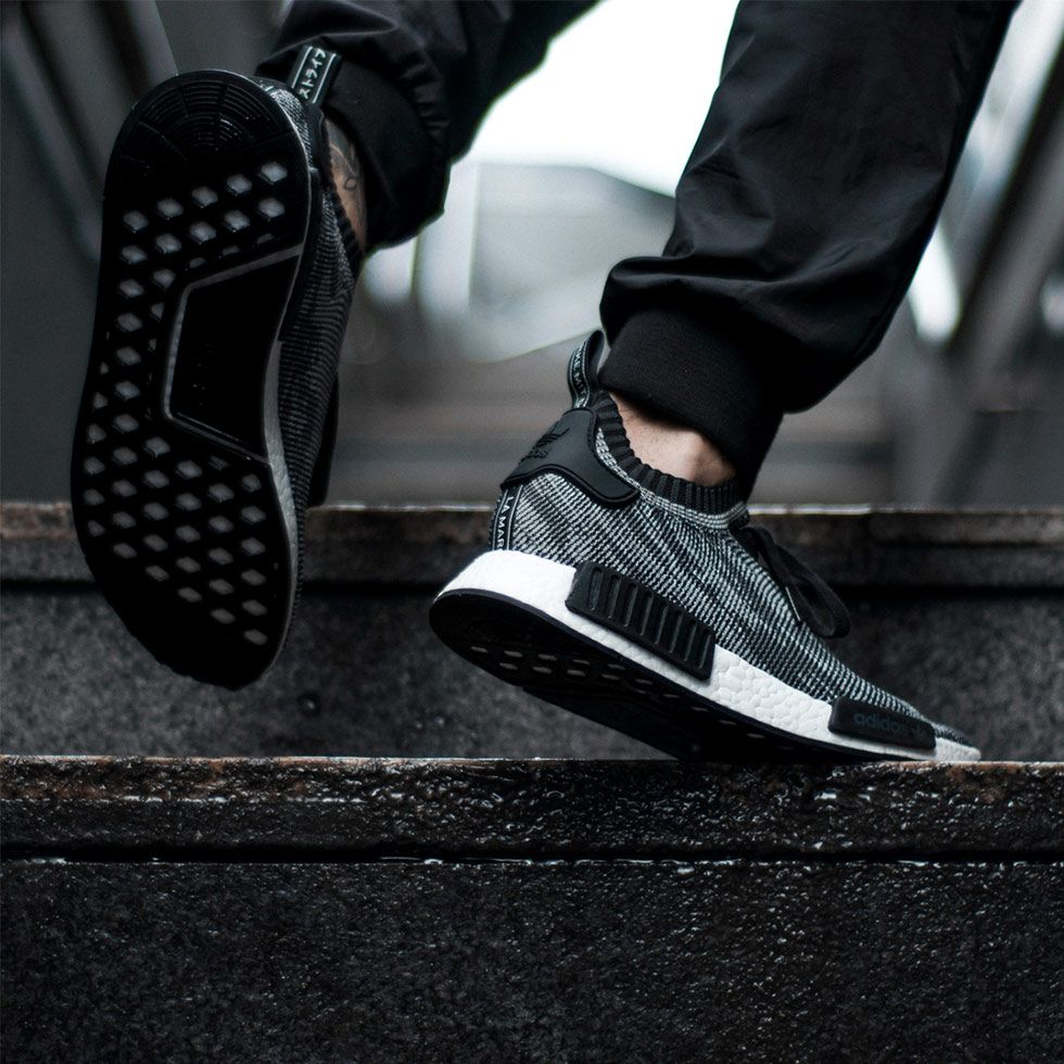 b64857870 London Lookbook  adidas NMD R 1 Runner Primeknit - EU Kicks  Sneaker  Magazine