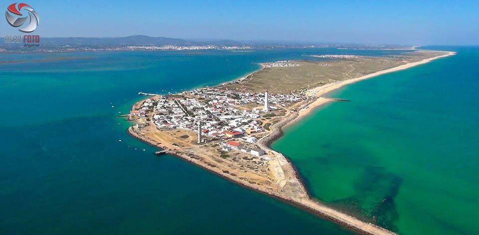 Farol Island (Faro-Portugal)