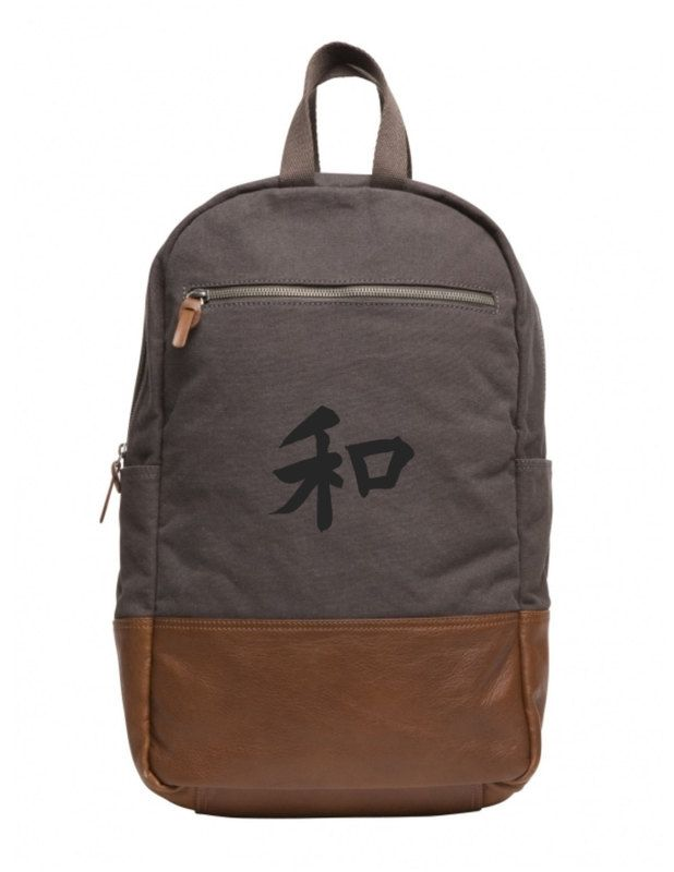 Custom handpainted art on Alternative laptop backpack   CLP Studio on Etsy 92b43c2716