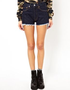 brand new multiple colors authentic Reclaimed Vintage Levi 501 shorts - ASOS Green Room £40.00 ...