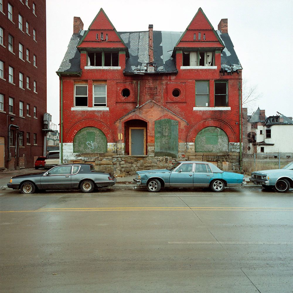 Abandoned Buildings In Oahu: Photo Gallery: The Beautiful Abandoned Houses Of Detroit
