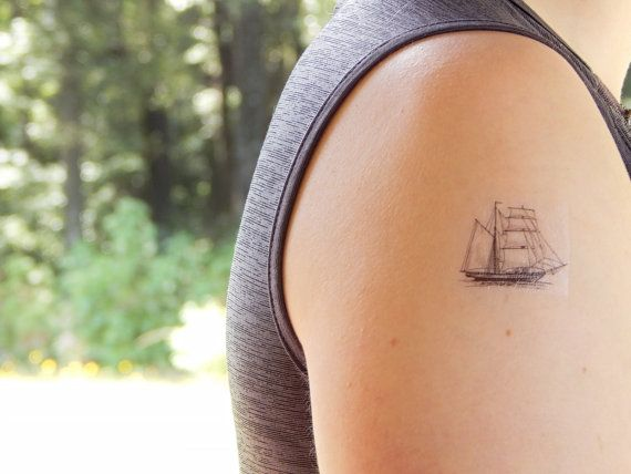 Temporary Tattoos Are So Fun And Such An Easy Way To Add A