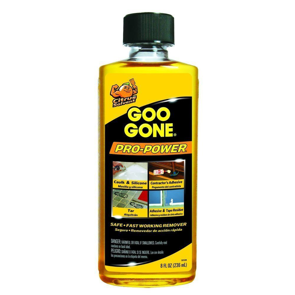 Details about goo gone 8 oz pro power remover 2037 goo