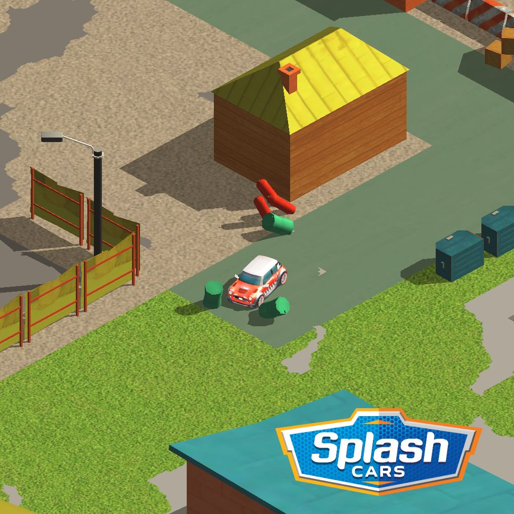 I painted the world a better place with Splash Cars #splashcars! Join me at