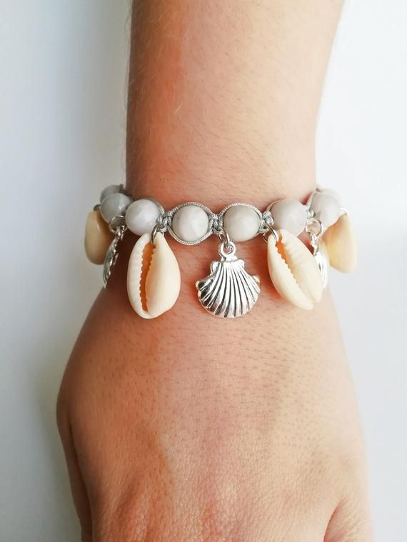 Artículos similares a Pulsera shamballa, pulsera mujer, pulsera ajustable, pulsera verano, piedra natural, ágata, macrame en Etsy