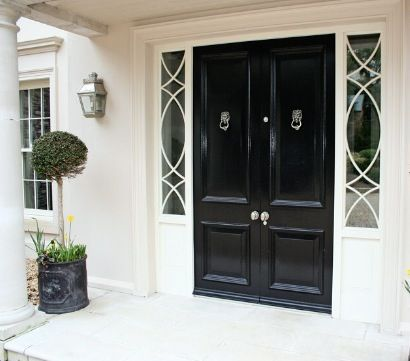 Hayburn Co Front Door Double Front Doors Traditional Front