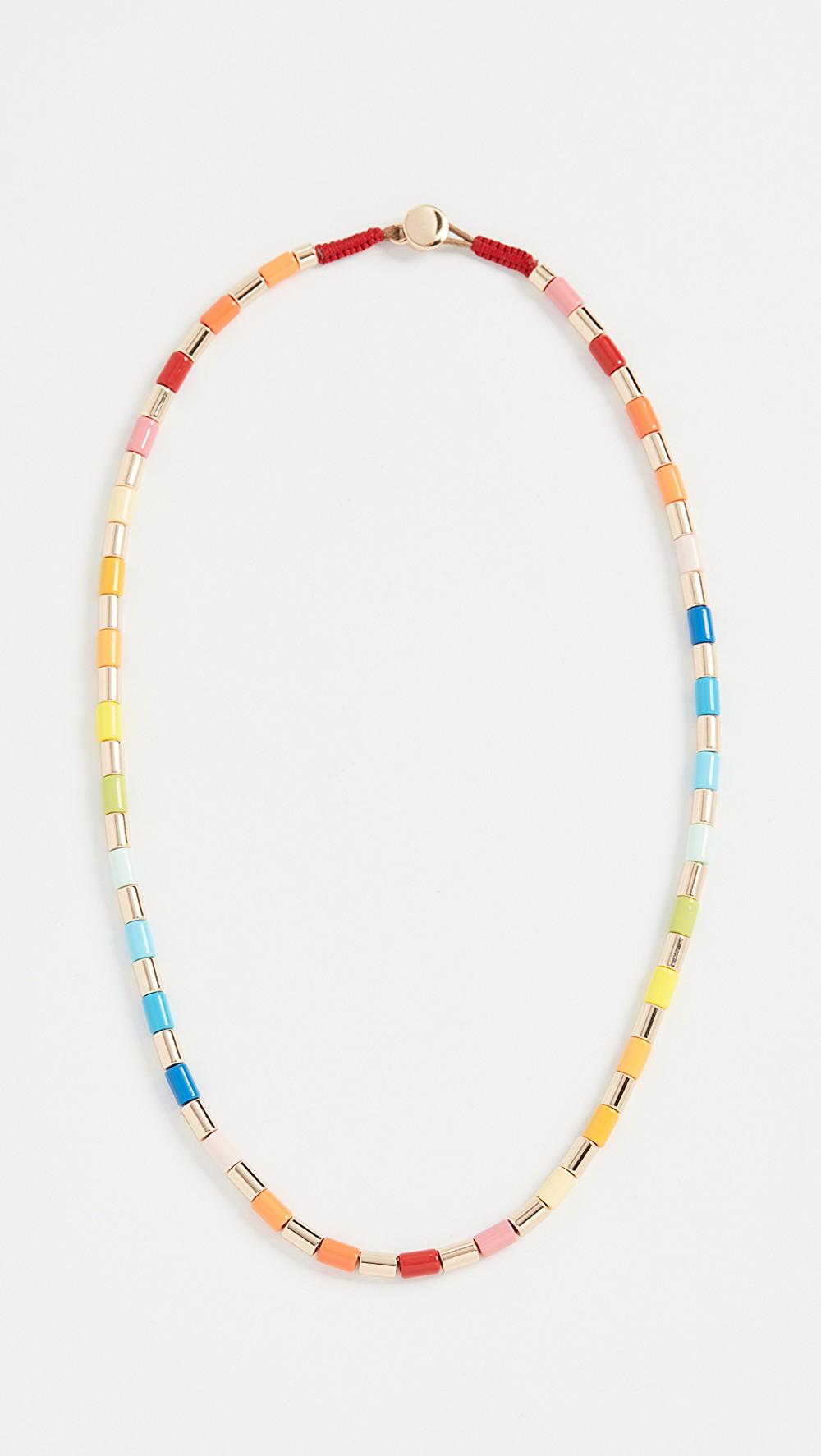Photo of Roxanne Assoulin Golden Rainbow Necklace