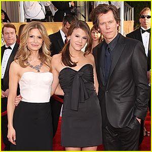 Kevin Bacon, Kyra Sedgwick, and Sosie Bacon - | Celebrity ...