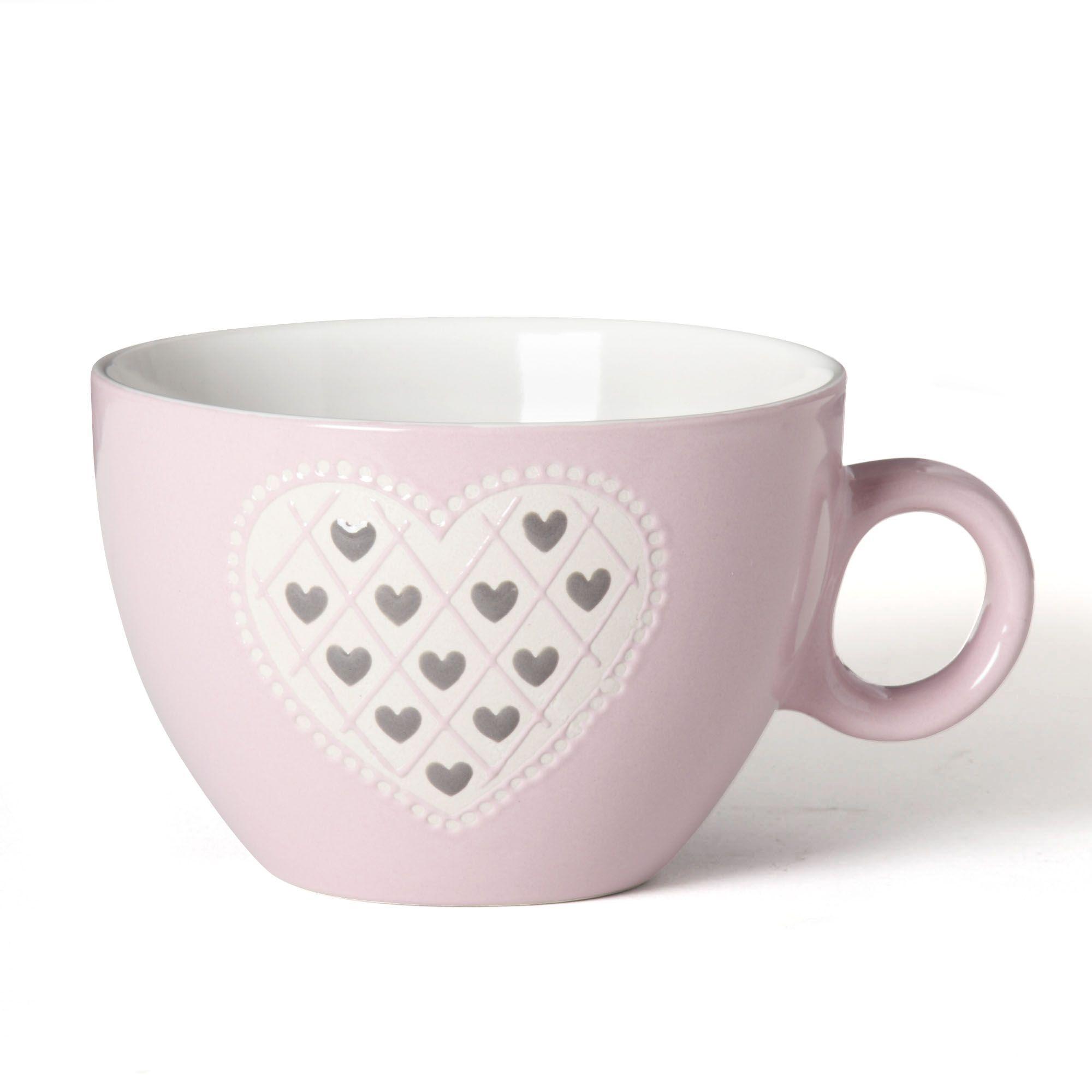 bol jumbo en gr s rose pastel rose pastel lovely les bols et coupes c r ales vaisselle. Black Bedroom Furniture Sets. Home Design Ideas