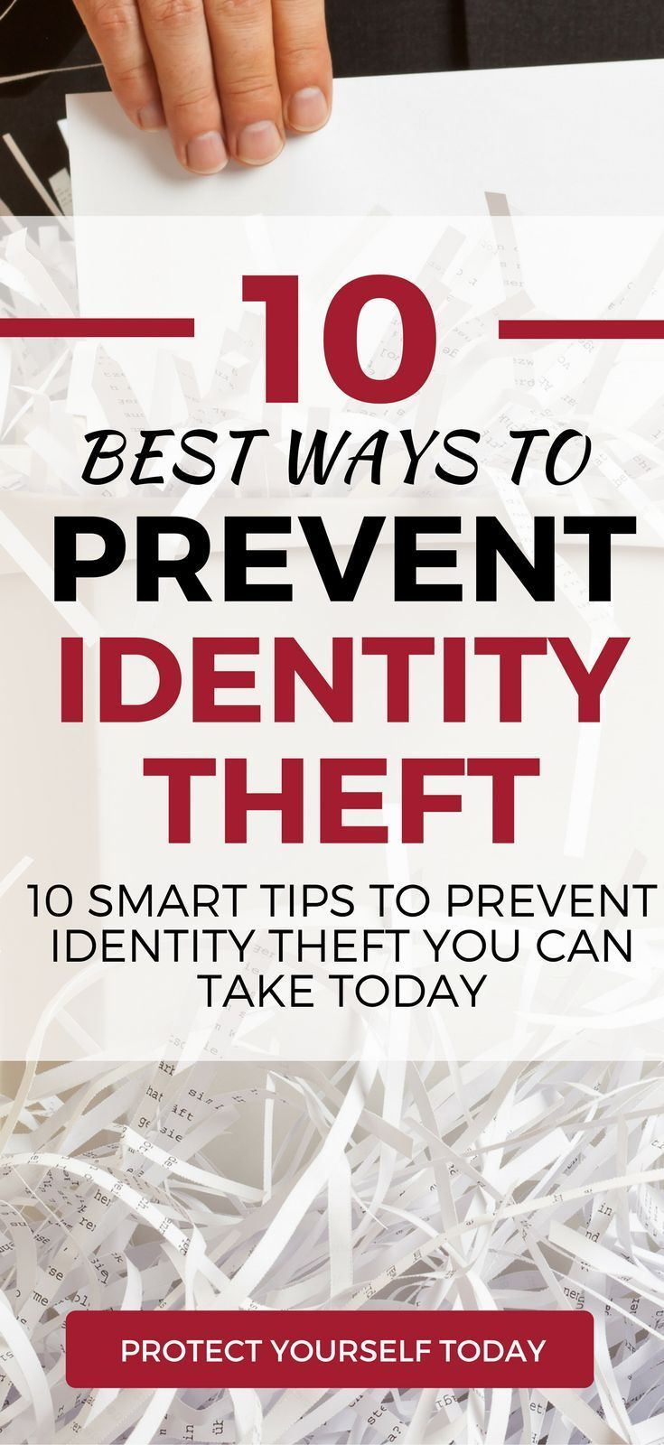 5 most common identity theft scams and how to protect