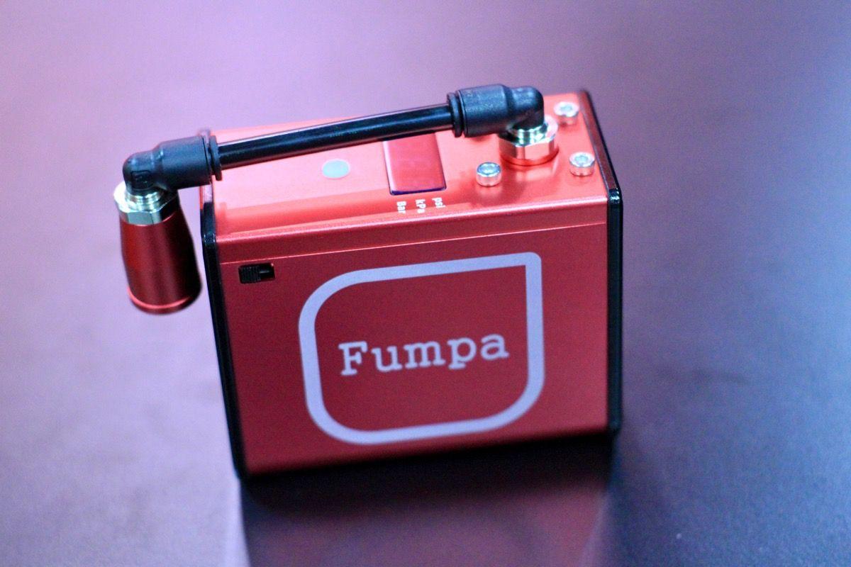 Fumpa Mini Electric Bike Pump