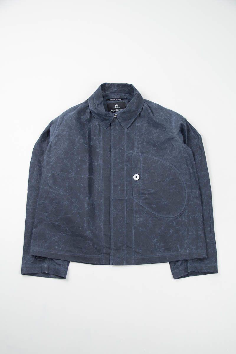 397dd8a45a6c Nigel Cabourn - waxed jacket