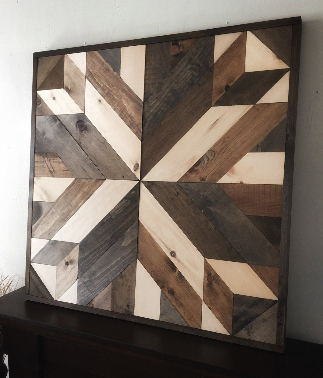 diy wall decor to decorate your space reclaimed wood wall art